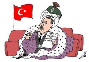 Notas al margen de la política turca   (pre-referendo)      Por StanisławCastello
